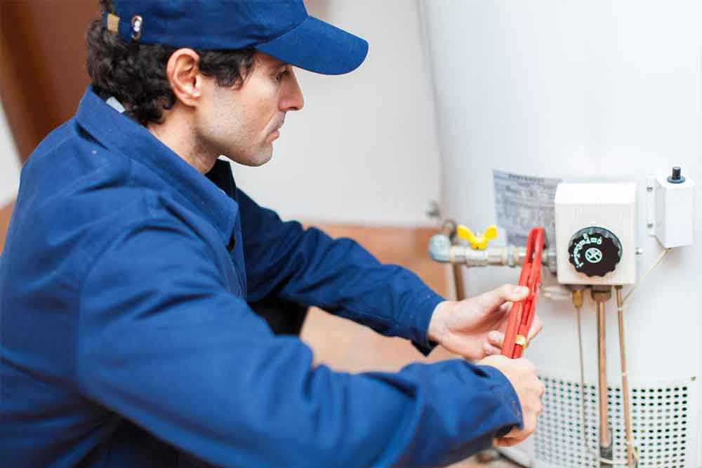 Installation and Repair of the Water Heater