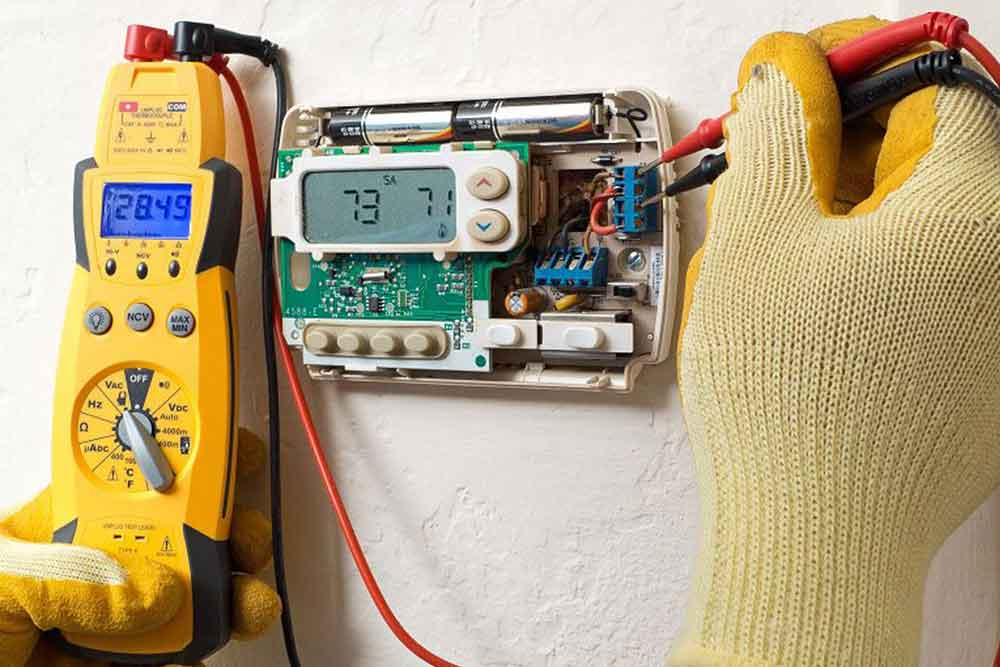 Thermostat repair and Installation Services